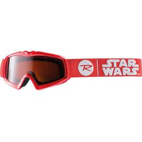 Rossignol Raffish S goggles Kinderen rood